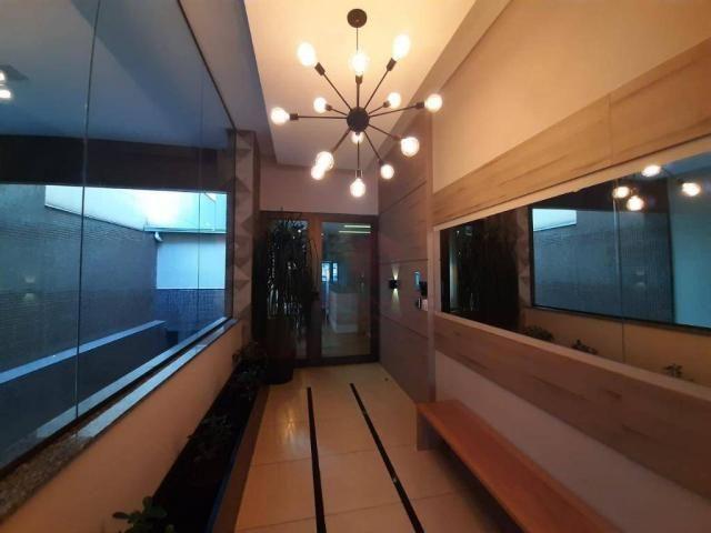 Apartamento com 1 dormitório para alugar, 45 m² por R$ 1.350,00/mês - Zona 07 - Maringá/PR - Foto 2