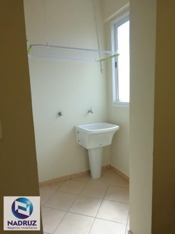 apartamento 1 dormitório para locação na boa vista, com garagem e elevador, prox. à Unirp, - Foto 3