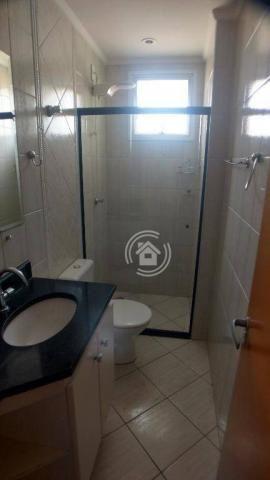 Apartamento com 3 dormitórios à venda, 88 m² por R$ 380.000,00 - Alto - Piracicaba/SP - Foto 6