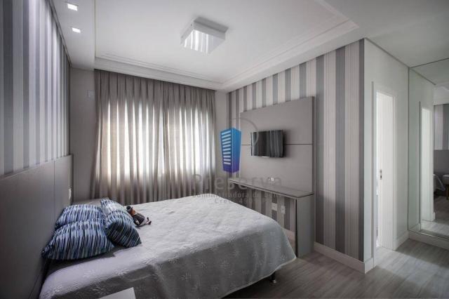Apartamento totalmente mobiliado e equipado, na Av. Central em Balneário Camboriú/SC, com  - Foto 17