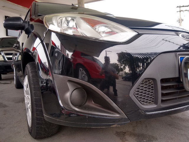 Fiesta 1.0 Flex Sem Entrada 599 mês - Foto 6