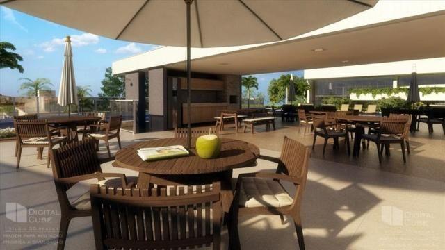 Apartamento em Manaíra 126 m², com 2 suítes - Foto 8