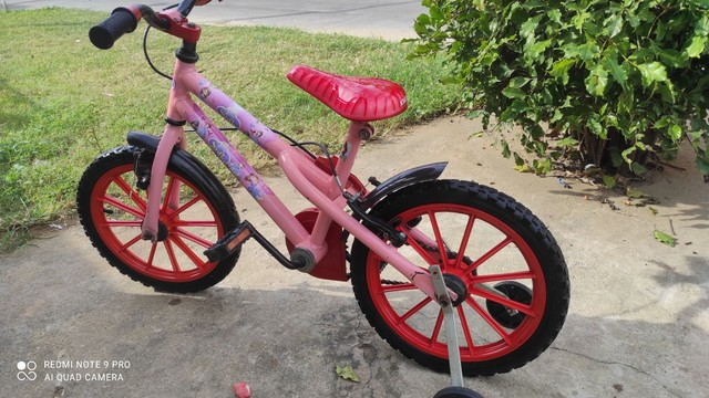 Vendo esta linda bicicleta infantil - Foto 3