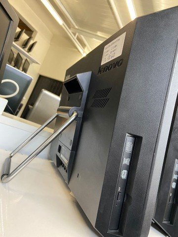 Computador All In One Dual Core Lenovo 04Gb HD 500 - Foto 4