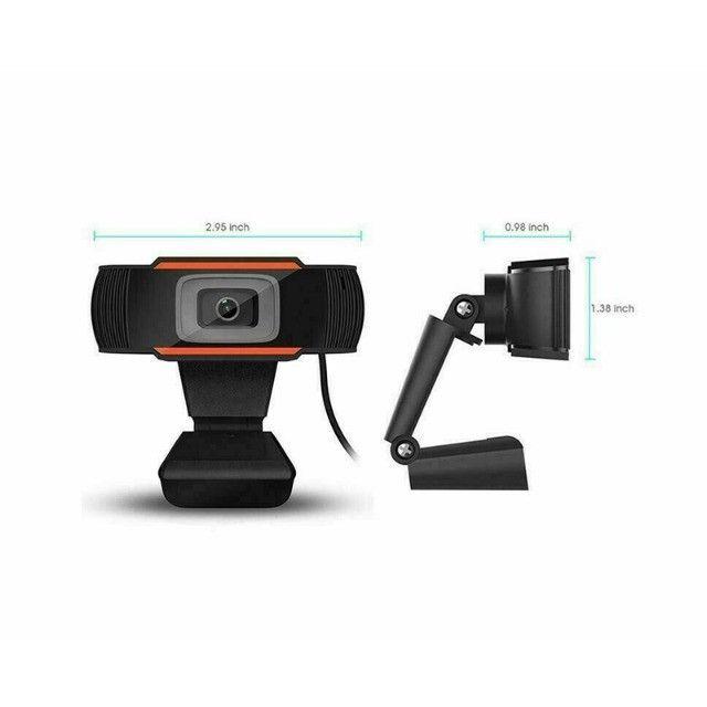 Webcam para Homeoffice, aulas e trabalhos online!!! - Foto 2