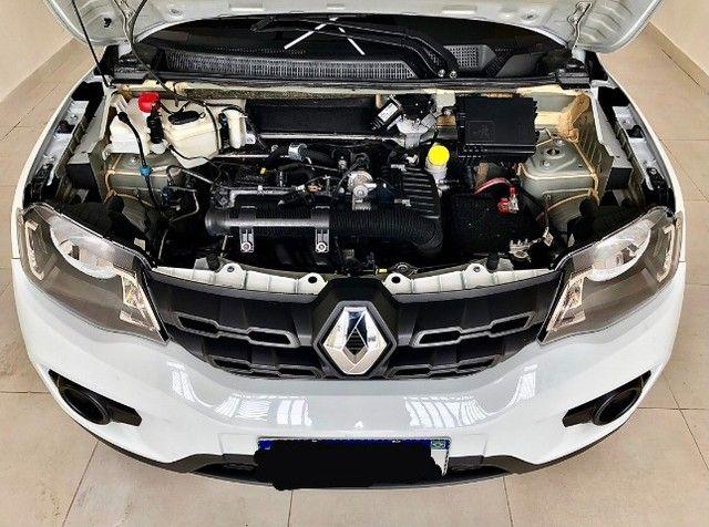 Renault Kwid Zen 1.0 Mec - 2019/2020 - Foto 3