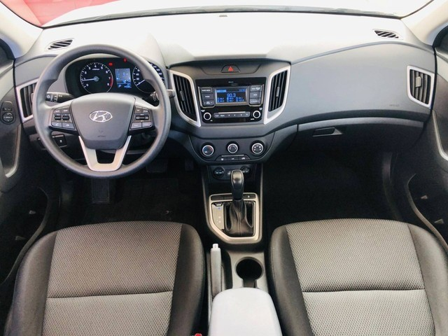 Hyundai Creta 1.6 Smart 2019 AT - Foto 10