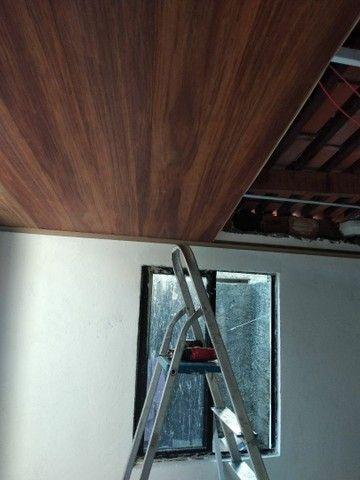 Forro PVC para sua casa ou ponto comercial  - Foto 3