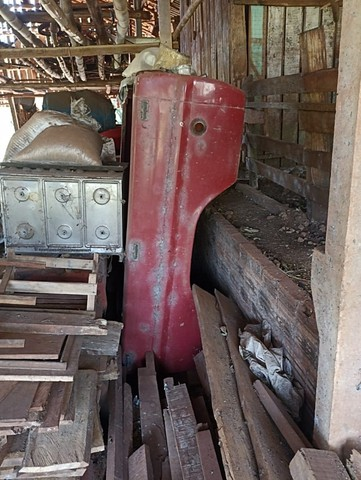 Carroçeria caçamba F1000 lata usada - Foto 11