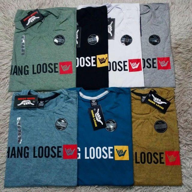 10 camisas por 200 - Foto 4