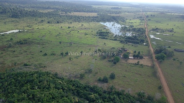 Fazenda proximo ao Rio Preto  - Foto 2