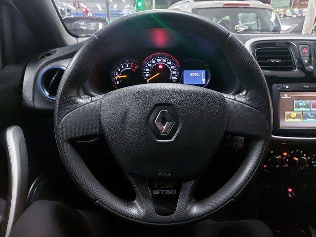 Renault Sandero GT Line 2020 Completo  - Foto 17