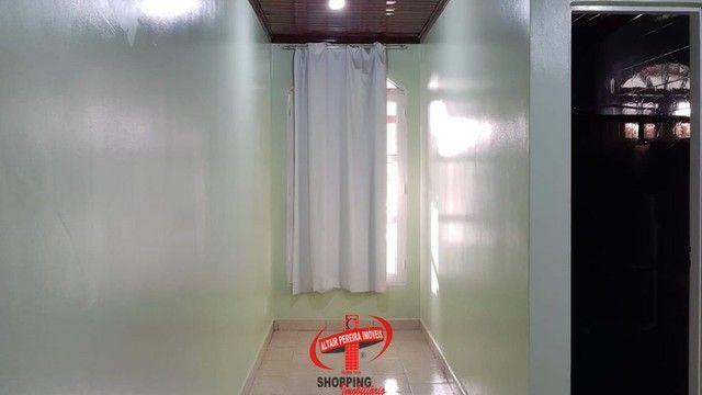 Casa contendo 03 quartos, 01suíte, para a venda no bairro Renascer, Macapá. - Foto 6