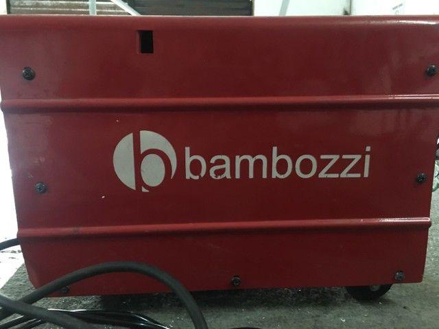 Maquina de solda bambozzi  - Foto 6
