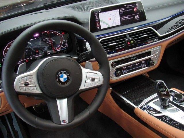 BMW 745 Le M Sport 3.0 - Foto 12