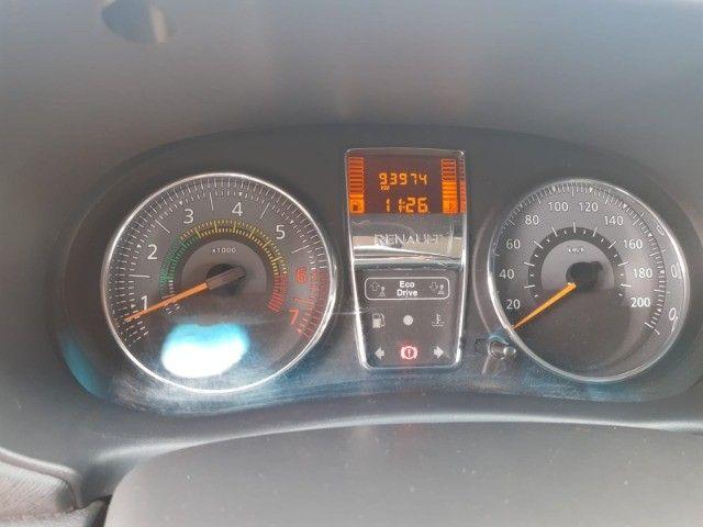 Renault Clio Expression Completo 1.0 4p 2014 Branco Novo Demais Excelente Carro - Foto 12