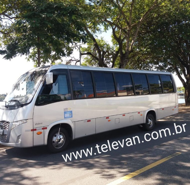 Micro-ônibus W9 Marcopolo/Volare Executivo 32 Lugares - Foto 2