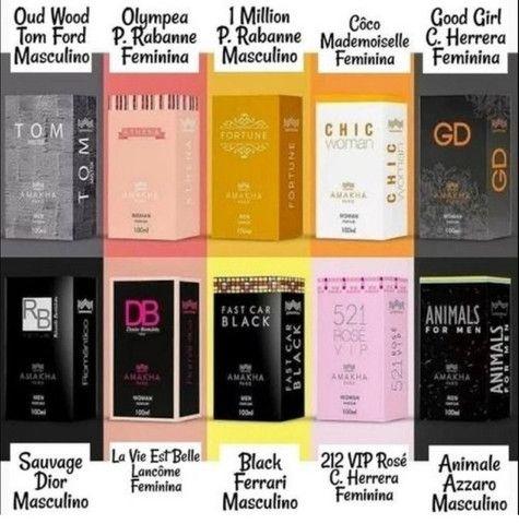 Perfumes 100ml Fragrâncias Importadas