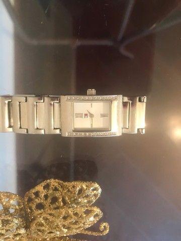 Relógio Tommy Hilfiger Brilhantes Original