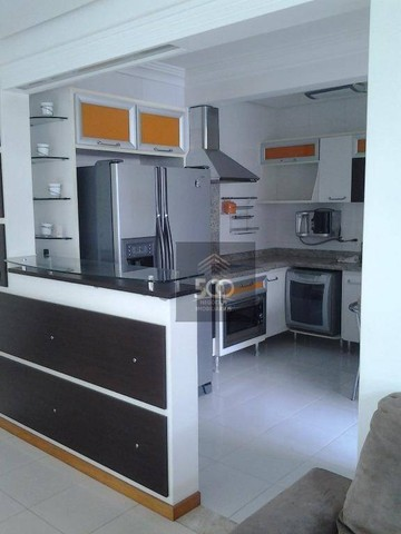 Cobertura com 4 dormitórios à venda, 225 m² por R$ 1.200.000,00 - Balneário - Florianópoli - Foto 4