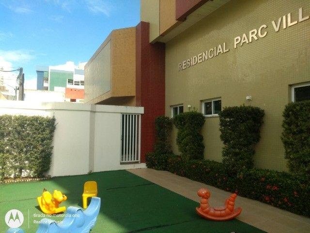 B = Residencial Parc Ville Excelente Apto 03 Qtos 01 Suíte + DCE 02 Vgas Soltas Térrea ! - Foto 4