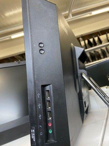 Computador All In One Dual Core Lenovo 04Gb HD 500 - Foto 6