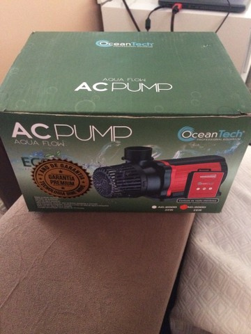Ac pump ocean tech