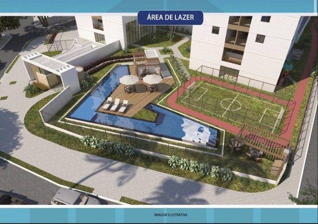 AF - Oportunidade -Lançamento de condomínio clube - Residencial Luar do Parque - 3 quartos