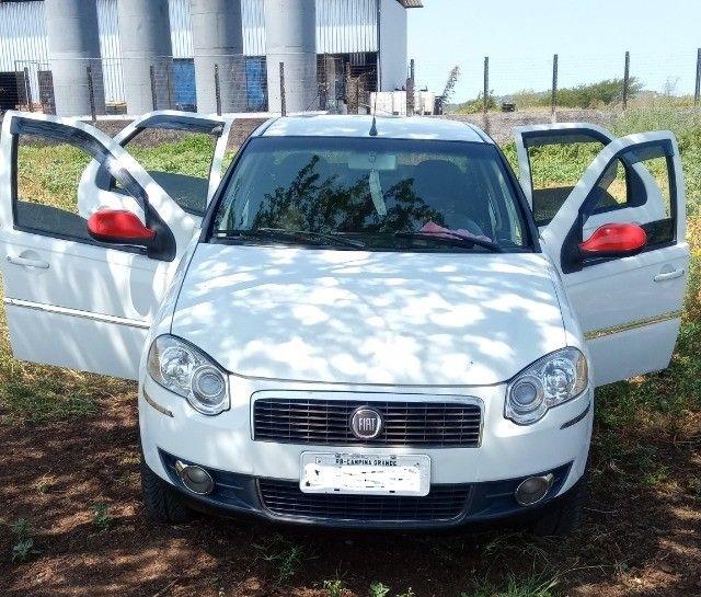 Siena tetrafuel 2011/2012 com gás original!  - Foto 6