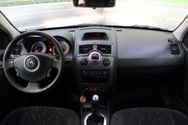 Renault megane Grand Tour Dynamique 1.6 16 v  prata 2012 - Foto 2