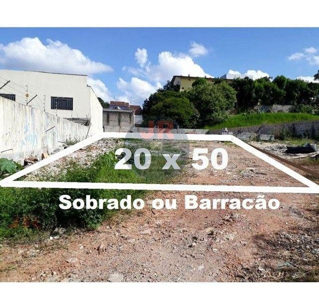VENDO-TERRENO-MIL-METROS-QUADRADOS-RUA-RIO-JUTAI-BAIRRO-ALTO-CURITIBA - Foto 2