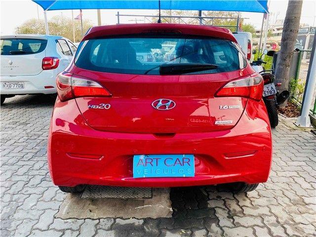 Hyundai Hb20 2015 1.6 comfort plus 16v flex 4p automático - Foto 6