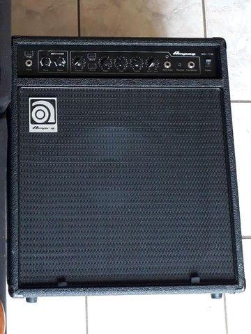 Amplificador de baixo AMPEG BA 112 V2 cubo. Combo. - Foto 2