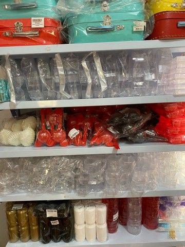 Estoque loja de festas atual e com varios itens vendaveis - Foto 3
