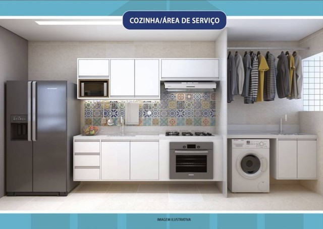 AF - Oportunidade -Lançamento de condomínio clube - Residencial Luar do Parque - 3 quartos - Foto 20