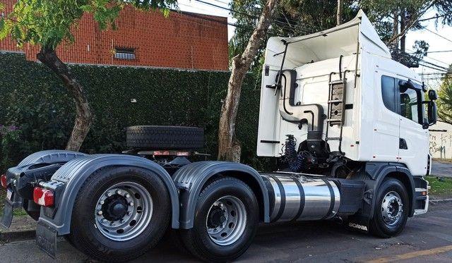 Scania 124 G420 - 2011 - Inteiro Revisado - Completo  - Foto 10