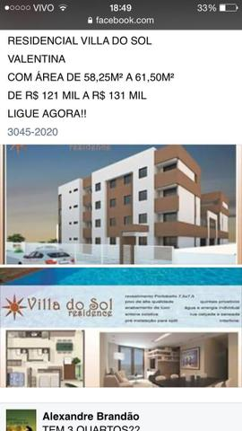 Apt vila do sol