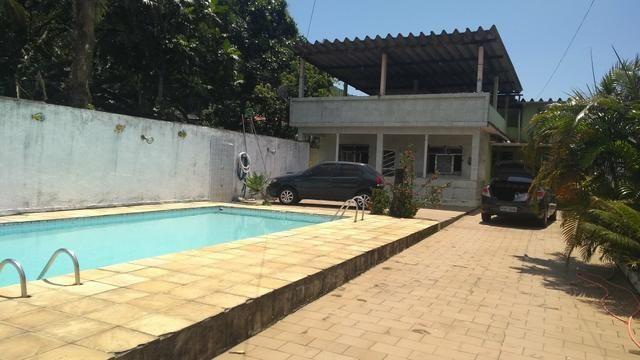 Imobiliária Nova Aliança!!!!! Excelente Casa Independente com Piscina em Muriqui - Foto 2
