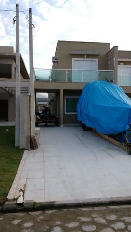 Casa com Piscina em Condomínio na Praia Boraceia - Foto 2
