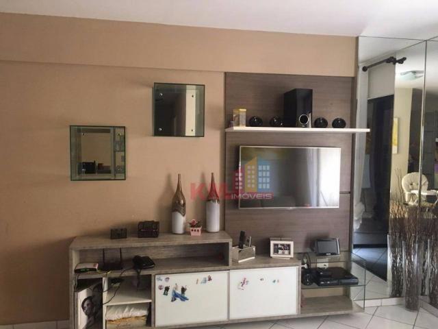 Vende-se apartamento semi-mobiliado no residencial Villagio verdi