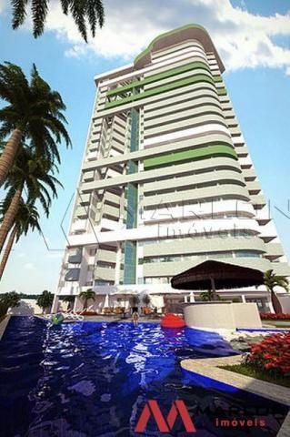Apartamento Greensea em Ponta Negra
