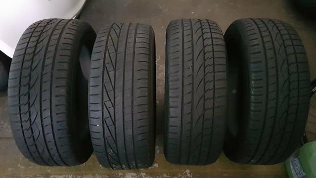 Jogo pneus 235/50 r18 - Foto 2