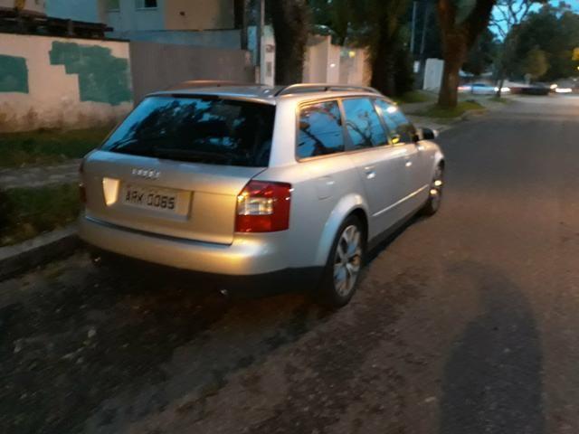 Audi a4 avant peças