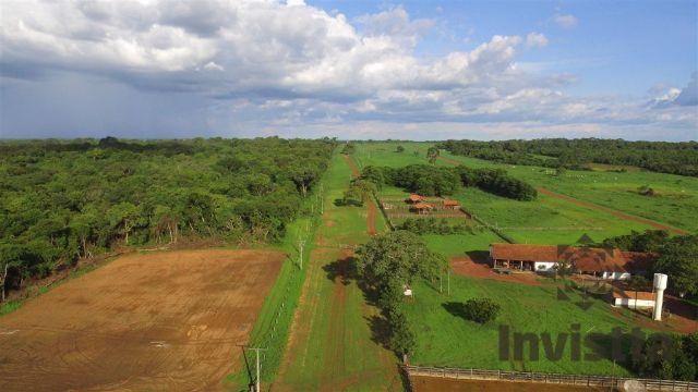 Fazenda no Vale do araguaia para lavoura e pecuária