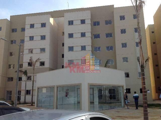 Apartamento residencial à venda, Aeroporto, Mossoró.