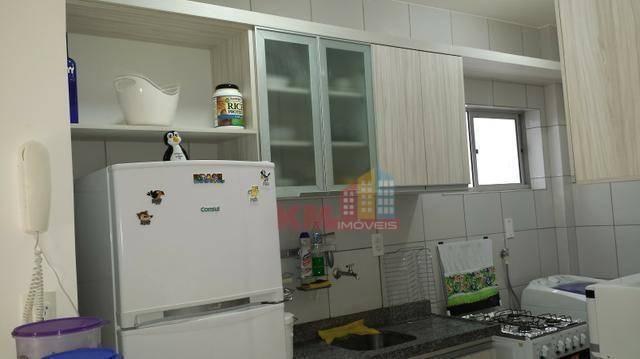 Vende-se apartamento com moveis projetados no residencial Otavio Ferreira