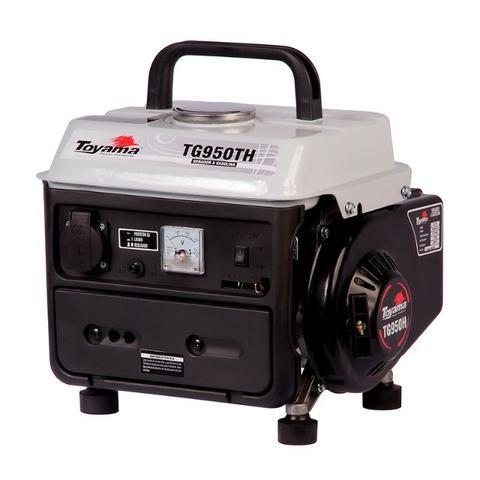 Gerador portátil à gasolina motor 2 tempos 220v 950TH