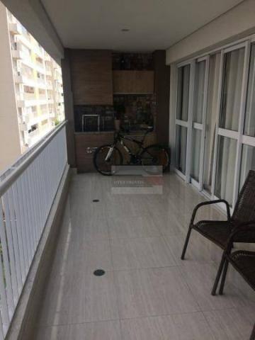 Apartamento com 3 dormitórios à venda, 142 m² por r$ 640.000 - jardim das indústrias - são - Foto 6
