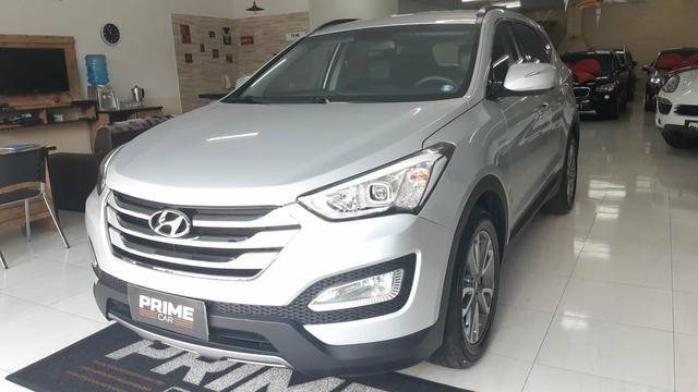 Hyundai Santa fé - 2015 - Foto 2