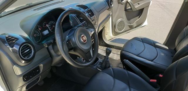 Fiat Grand Siena Attractive 1.4 completo + GNV ! Parcela R$ 964,00 - Foto 9